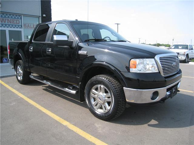 2008 Ford F-150 Lariat (Stk: D240) in Brandon - Image 1 of 15
