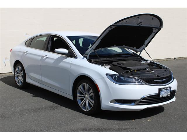 2016 Chrysler 200 Limited (Stk: N158710A) in Courtenay - Image 9 of 27