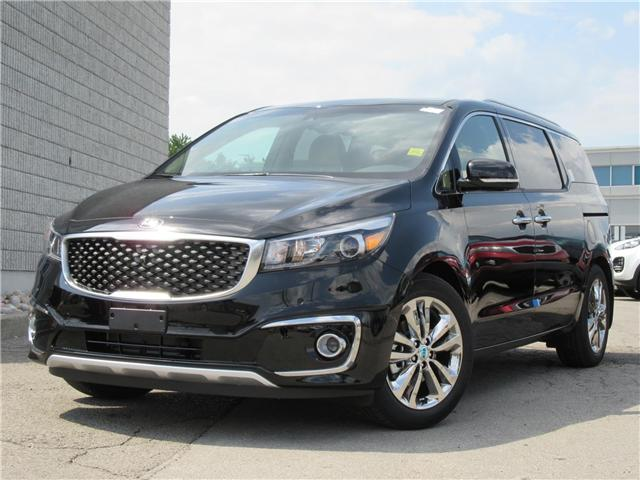 2018 Kia Sedona SXL+ (Stk: SD18010) in Mississauga - Image 1 of 25