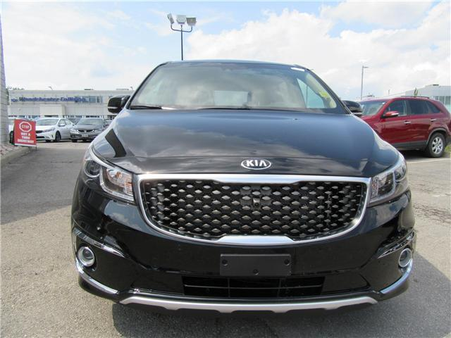 2018 Kia Sedona SXL+ (Stk: SD18010) in Mississauga - Image 2 of 25