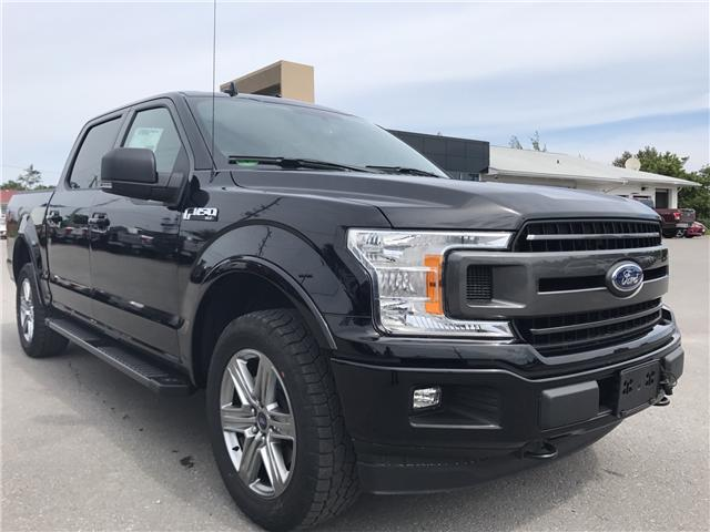 2018 ford xlt sport. wonderful sport 2018 ford f150 xlt stk f0674 in bobcaygeon  image 1  intended ford xlt sport a