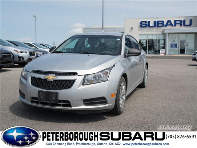 2013 Chevrolet Cruze LS (Stk: S3095A) in Peterborough - Image 2 of 13