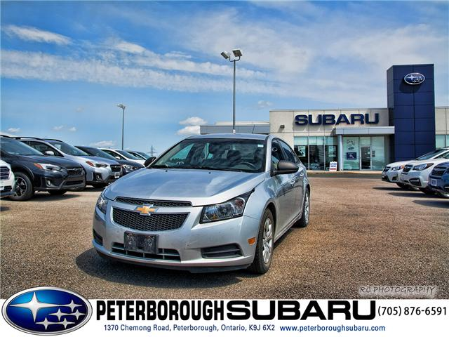 2013 Chevrolet Cruze LS (Stk: S3095A) in Peterborough - Image 1 of 13