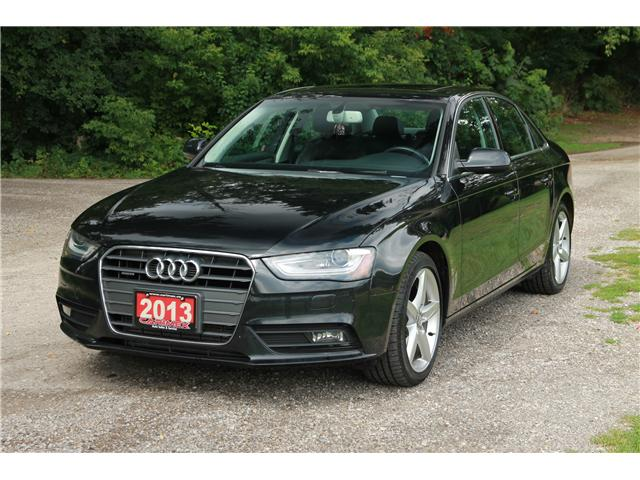 2013 Audi A4 2.0T Premium Plus (Stk: 1708410) in Waterloo - Image 2 of 26