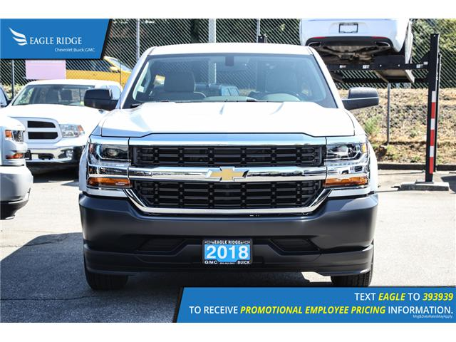 2018 Chevrolet Silverado 1500 WT (Stk: 89200A) in Coquitlam - Image 2 of 16