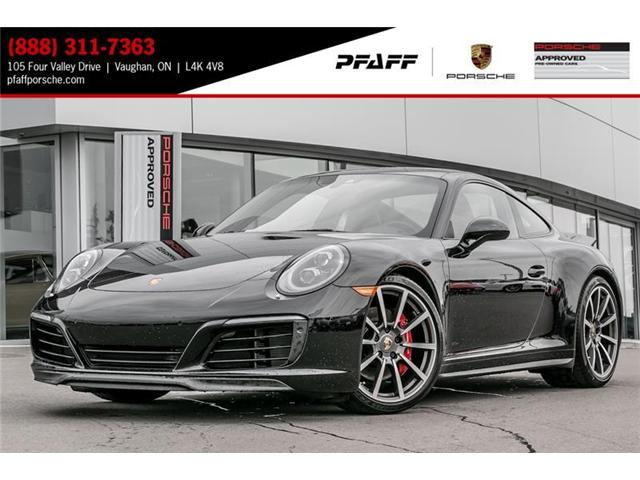 2017 Porsche 911 Carrera 4S Coupe PDK (Stk: U6456) in Vaughan - Image 1 of 22