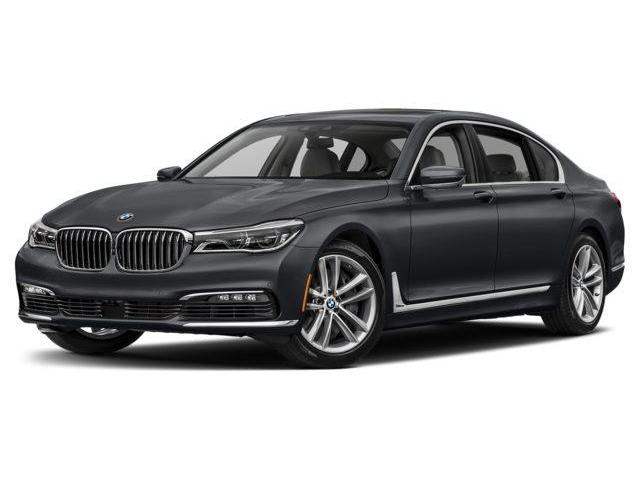 2018 BMW 750 Li xDrive (Stk: 18164) in Thornhill - Image 1 of 9