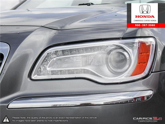 2012 Chrysler 300 Limited (Stk: 17747A) in Cambridge - Image 10 of 27