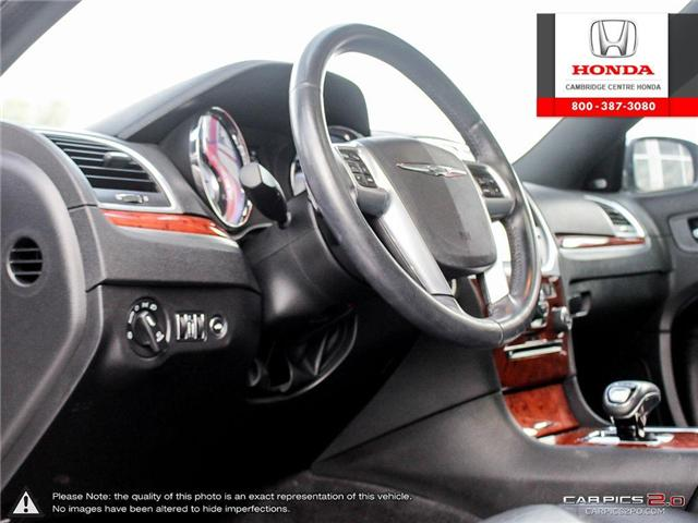 2012 Chrysler 300 Limited (Stk: 17747A) in Cambridge - Image 13 of 27