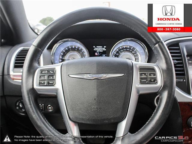 2012 Chrysler 300 Limited (Stk: 17747A) in Cambridge - Image 14 of 27