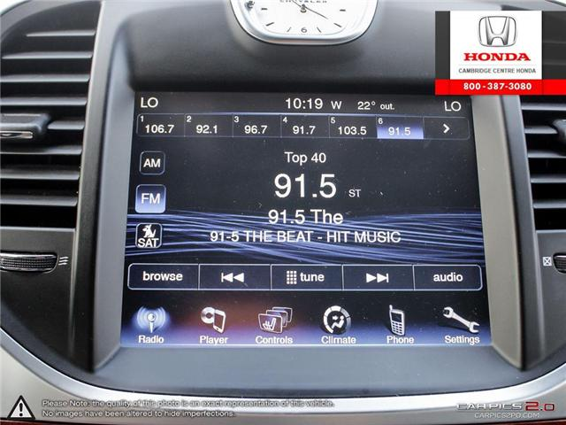 2012 Chrysler 300 Limited (Stk: 17747A) in Cambridge - Image 21 of 27