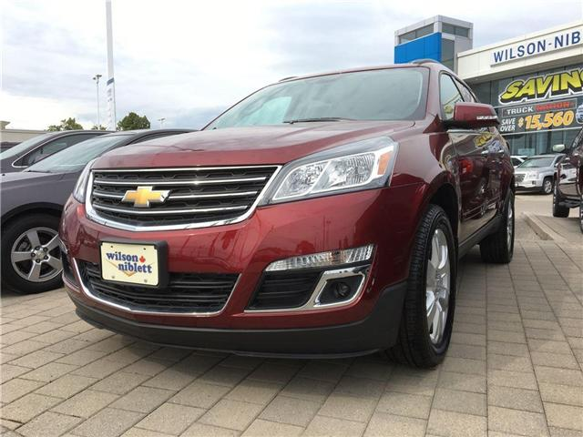 2017 Chevrolet Traverse 1LT (Stk: 315124) in Richmond Hill - Image 1 of 5