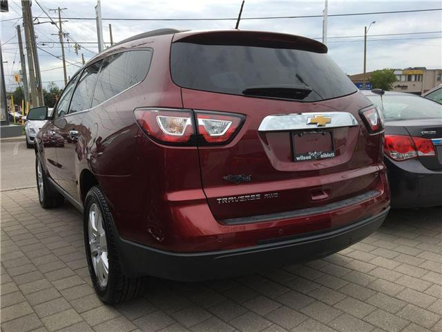 2017 Chevrolet Traverse 1LT (Stk: 315124) in Richmond Hill - Image 2 of 5