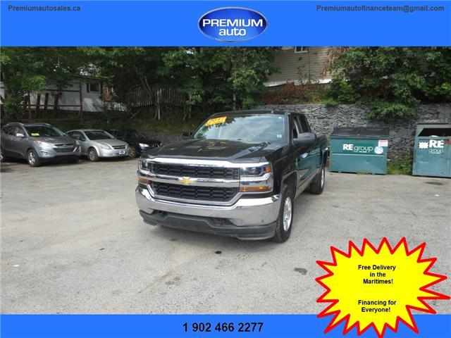 2017 Chevrolet Silverado 1500 1LT (Stk: 175522) in Dartmouth - Image 1 of 17