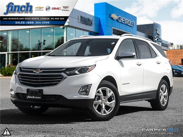 2018 Chevrolet Equinox Premier (Stk: 137398) in London - Image 1 of 27