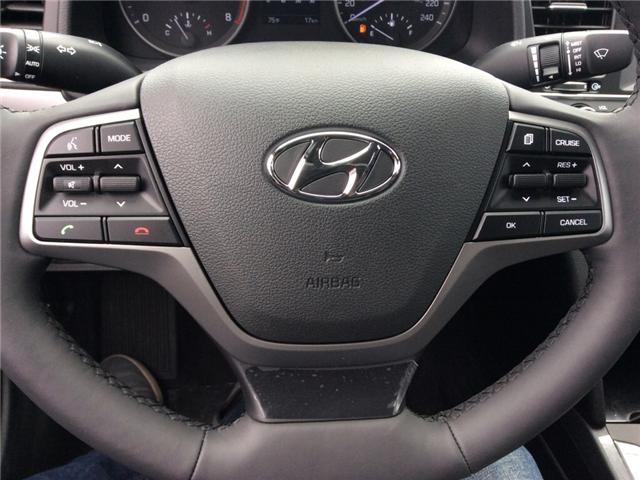 2018 Hyundai Elantra GL SE (Stk: R85118) in Ottawa - Image 7 of 24