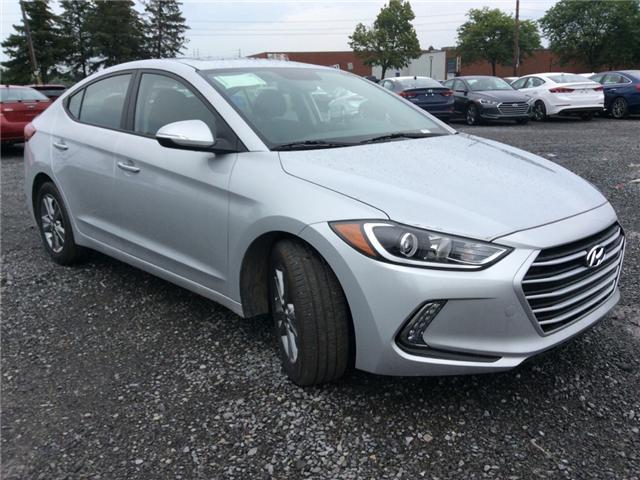 2018 Hyundai Elantra GL SE (Stk: R85118) in Ottawa - Image 1 of 24