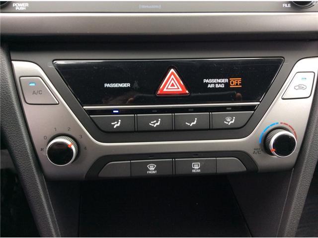 2018 Hyundai Elantra GL SE (Stk: R85117) in Ottawa - Image 10 of 23