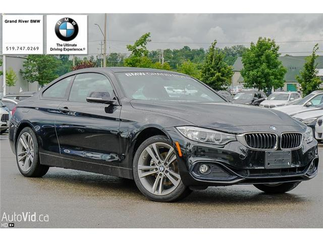 2017 BMW 430 i xDrive (Stk: PW3914) in Kitchener - Image 1 of 22