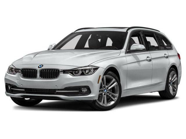 2018 BMW 328d xDrive Touring (Stk: 18149) in Thornhill - Image 1 of 9
