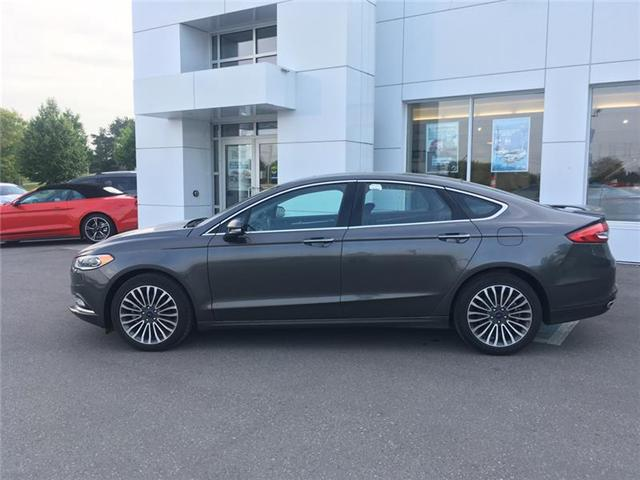 2017 Ford Fusion  (Stk: P941) in Uxbridge - Image 2 of 9