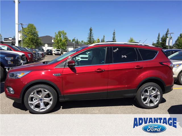 2017 Ford Escape Titanium (Stk: H-1704) in Calgary - Image 2 of 5