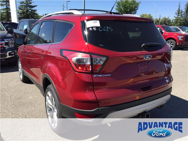 2017 Ford Escape Titanium (Stk: H-1704) in Calgary - Image 3 of 5