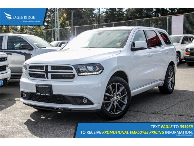 2017 Dodge Durango GT (Stk: 178206) in Coquitlam - Image 1 of 20