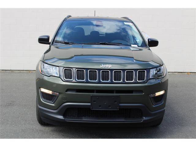 2018 Jeep Compass Sport (Stk: T106388) in Courtenay - Image 2 of 30