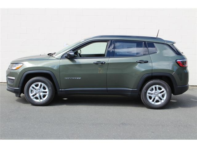2018 Jeep Compass Sport (Stk: T106388) in Courtenay - Image 4 of 30