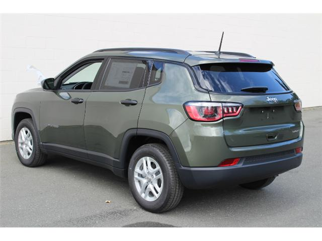 2018 Jeep Compass Sport (Stk: T106388) in Courtenay - Image 8 of 30