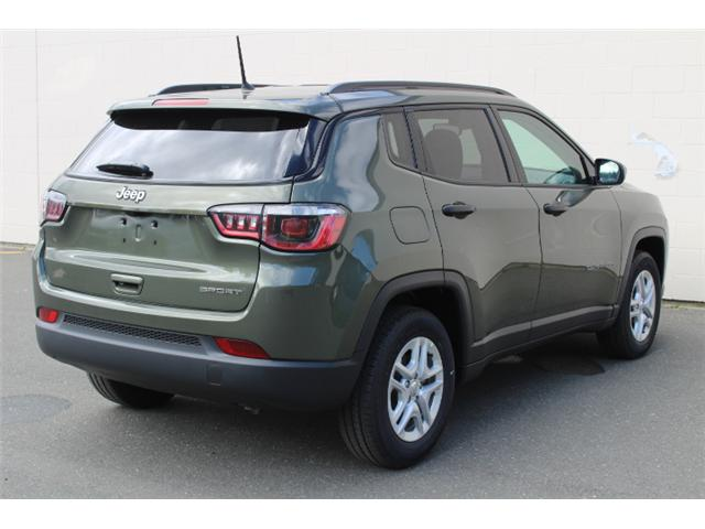 2018 Jeep Compass Sport (Stk: T106388) in Courtenay - Image 6 of 30