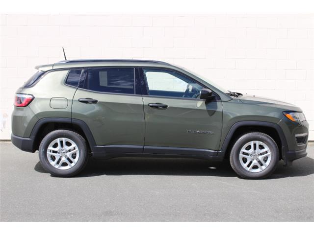 2018 Jeep Compass Sport (Stk: T106388) in Courtenay - Image 7 of 30