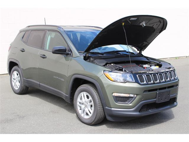 2018 Jeep Compass Sport (Stk: T106388) in Courtenay - Image 9 of 30