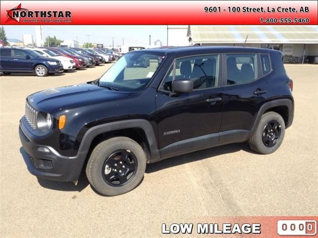 2015 Jeep Renegade Sport (Stk: PU021) in  - Image 1 of 9