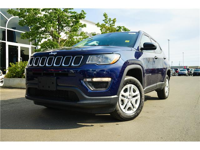 2018 Jeep Compass Sport (Stk: 181007) in Thunder Bay - Image 1 of 19