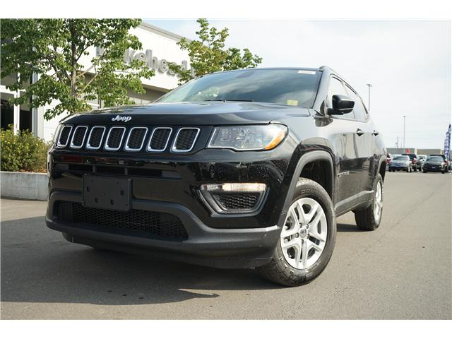 2018 Jeep Compass Sport (Stk: 181005) in Thunder Bay - Image 1 of 15