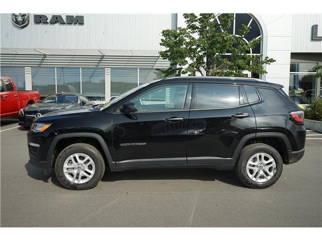 2018 Jeep Compass Sport (Stk: 181005) in Thunder Bay - Image 2 of 15