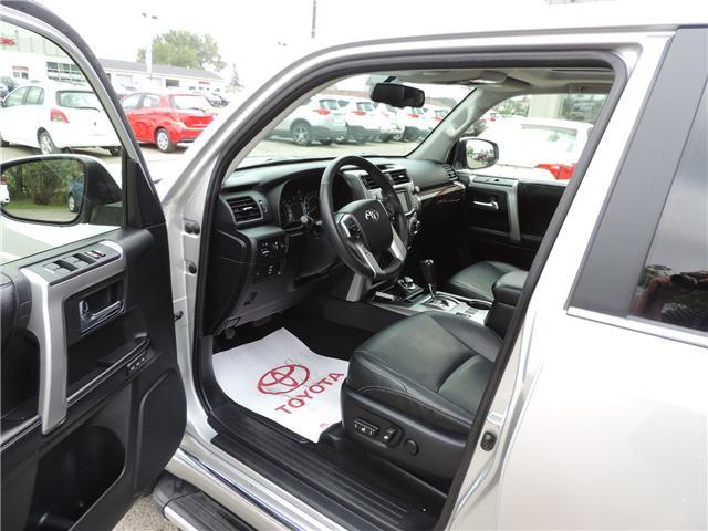 2016 Toyota 4Runner SR5 (Stk: 174701) in Brandon - Image 9 of 15