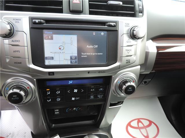 2016 Toyota 4Runner SR5 (Stk: 174701) in Brandon - Image 11 of 15