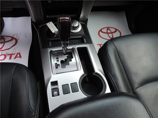2016 Toyota 4Runner SR5 (Stk: 174701) in Brandon - Image 12 of 15