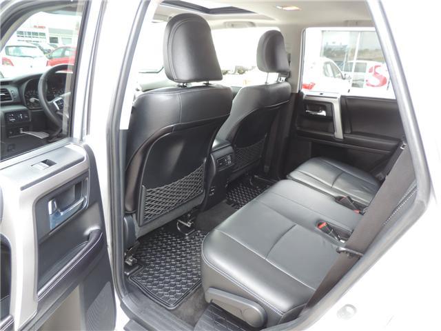 2016 Toyota 4Runner SR5 (Stk: 174701) in Brandon - Image 13 of 15