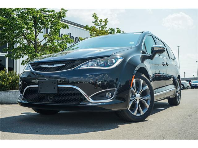2017 Chrysler Pacifica LX (Stk: 171690) in Thunder Bay - Image 1 of 7