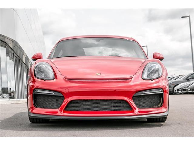 2016 Porsche Cayman GT4 (Stk: U6237A) in Vaughan - Image 2 of 11