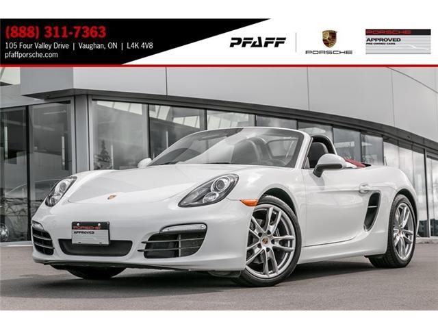 2016 Porsche Boxster PDK (Stk: U6413) in Vaughan - Image 1 of 20