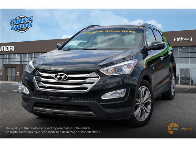 2016 Hyundai Santa Fe Sport 2.0T Limited (Stk: R60985) in Ottawa - Image 1 of 20