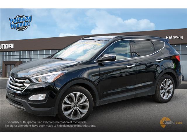 2016 Hyundai Santa Fe Sport 2.0T Limited (Stk: R60985) in Ottawa - Image 2 of 20