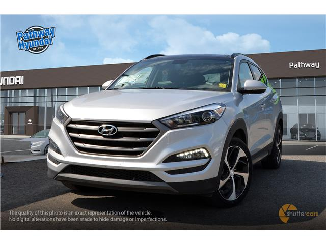 2016 Hyundai Tucson Limited (Stk: R61077) in Ottawa - Image 1 of 20