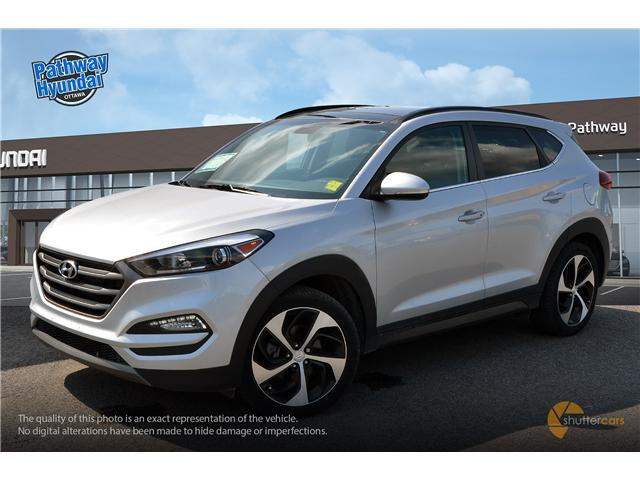 2016 Hyundai Tucson Limited (Stk: R61077) in Ottawa - Image 2 of 20