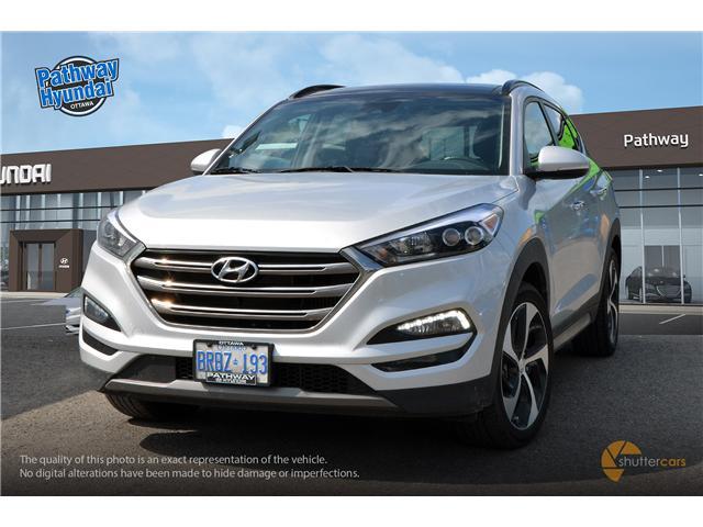New 2016 Hyundai Tucson Ultimate  - Ottawa - Pathway Hyundai